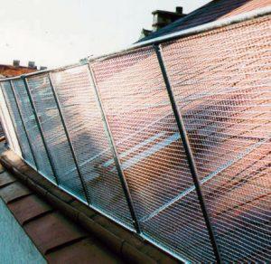 Dachschutzgitter