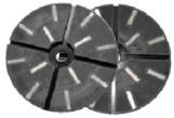 Schleifteller K 50 - K 100
