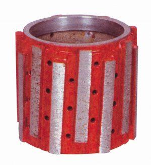 Fräs- und Schleifwalze Dm. 78 mm