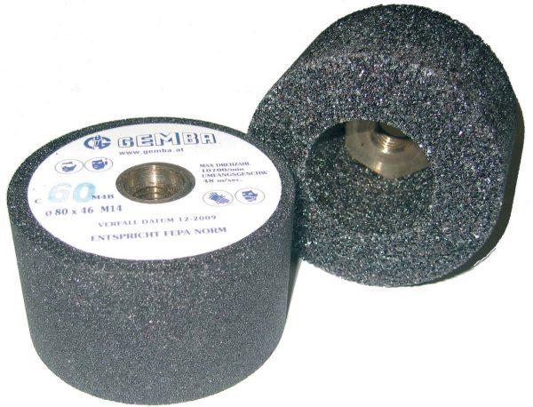Gemba Topfscheiben zylindrische Form Dm. 80 x 46 mm