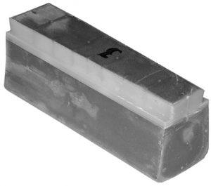 Fickert Schleifsegmente S2K Länge 200 mm