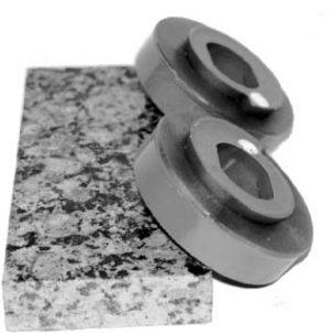 Fasenschleifringe FSR SF-KU  Dm. 130 x 30 x 30 mm