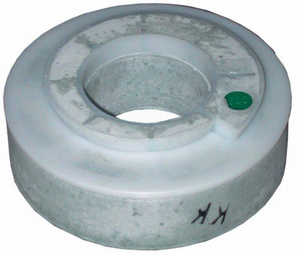 Schleifring Grün-mittlere Härte Dm. 130 x 40mm